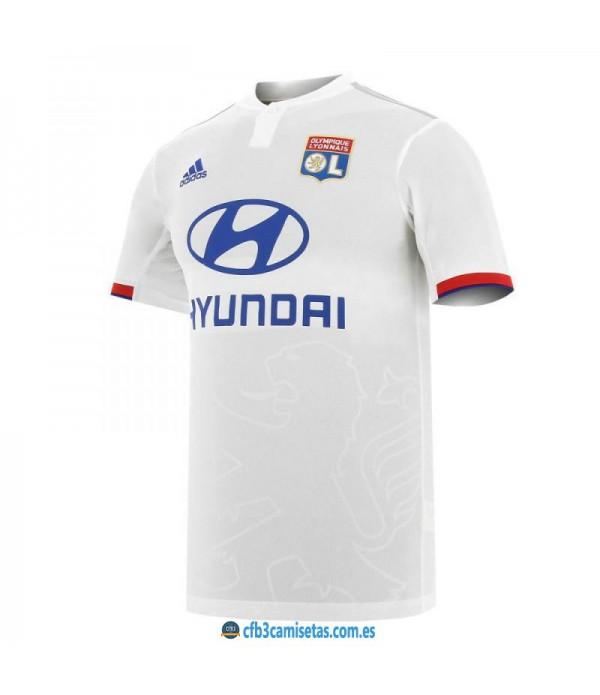 CFB3-Camisetas Olympique Lyon 1a Equipación 2019 ...