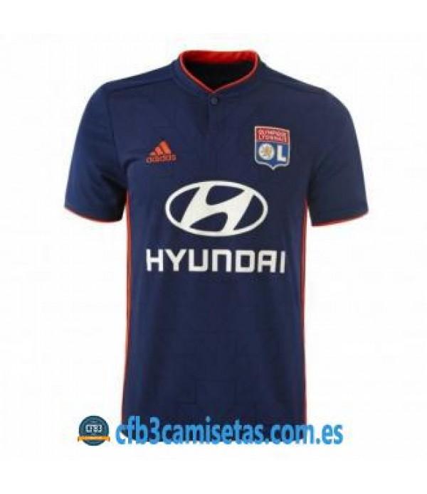 CFB3-Camisetas Olympique Lyon 2a Equipación 2018 ...