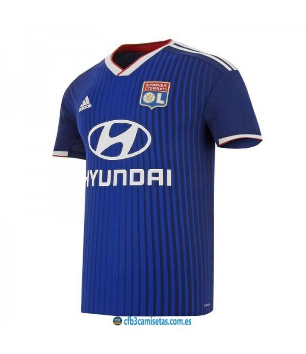 CFB3-Camisetas Olympique Lyon 2a Equipación 2019 ...