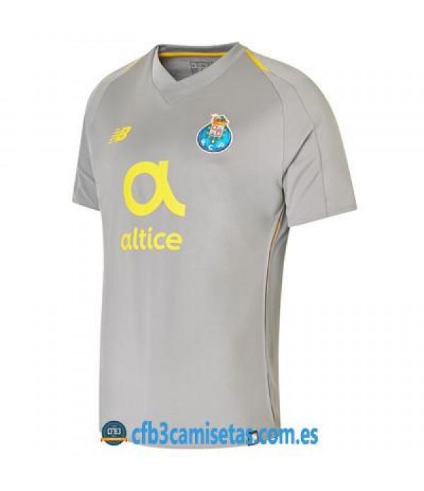 CFB3-Camisetas Oporto 2ª Equipación 2018 2019