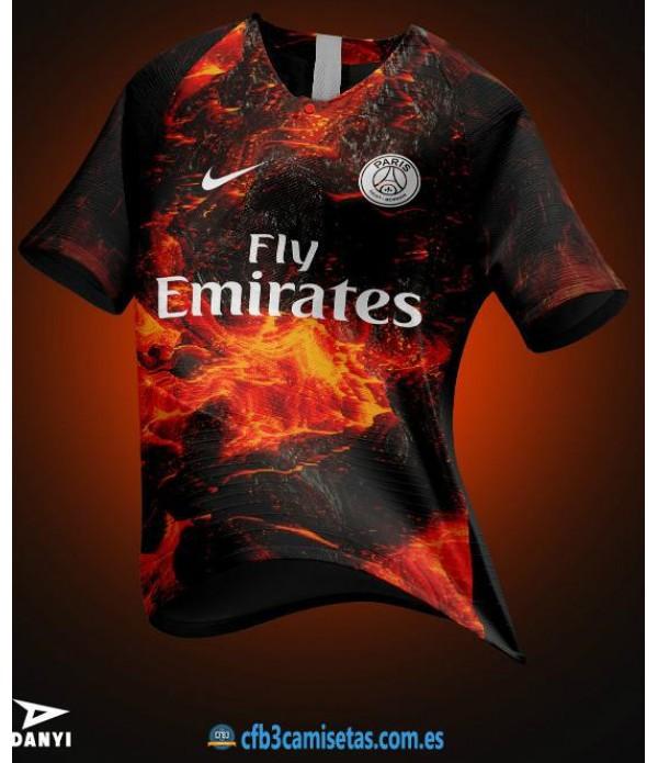 CFB3-Camisetas PSG EA Sports FIFA 19
