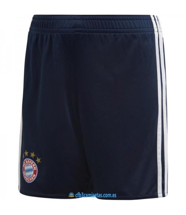 CFB3-Camisetas Pantalones 1a Bayern Munich 2018 20...