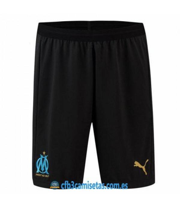 CFB3-Camisetas Pantalones 2a Olympique Marsella 2018 2019
