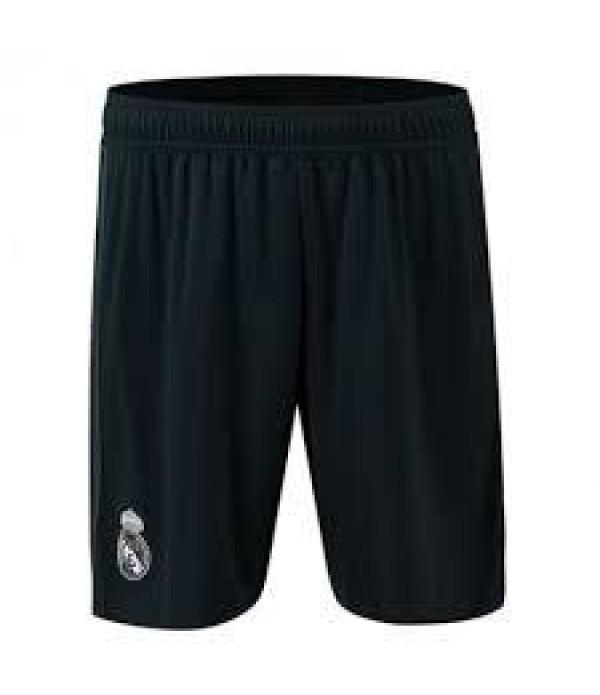 CFB3-Camisetas Pantalones 2a Real Madrid 2018 2019