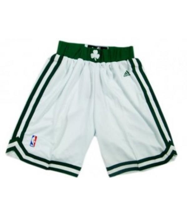 CFB3-Camisetas Pantalones Boston Celtics Blanco y ...