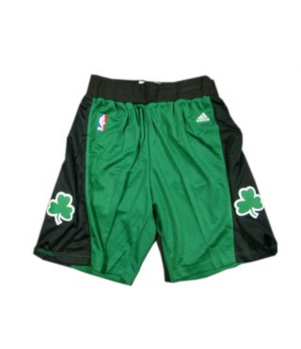 CFB3-Camisetas Pantalones Boston Celtics Verde y n...