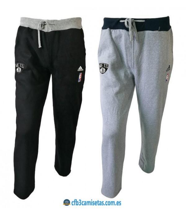 CFB3-Camisetas Pantalones Chandal Brooklyn Nets