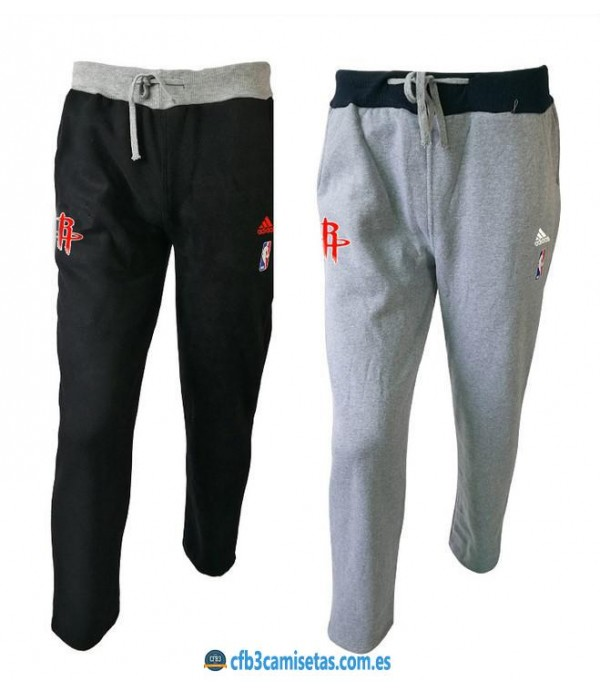 CFB3-Camisetas Pantalones Chandal Houston Rockets