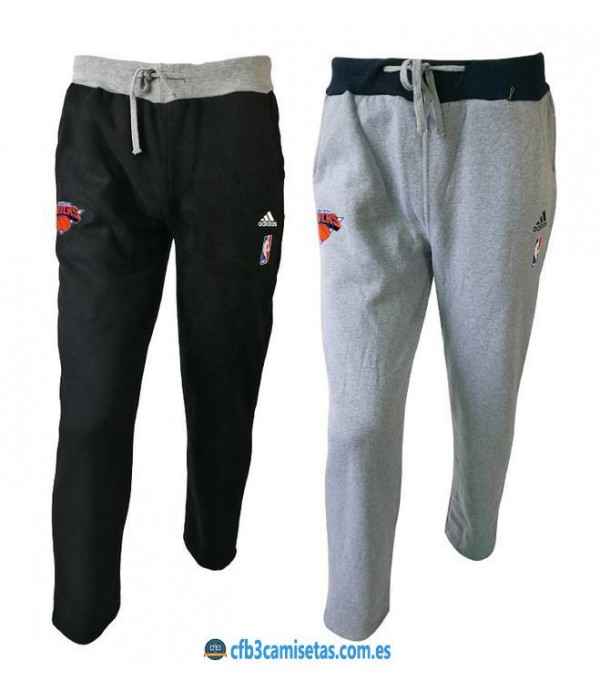 CFB3-Camisetas Pantalones Chandal New York Knicks