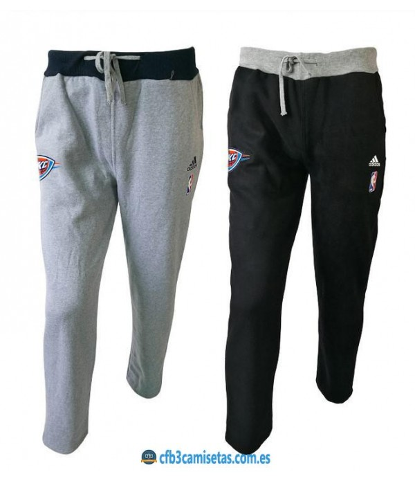 CFB3-Camisetas Pantalones Chandal OKC Thunder