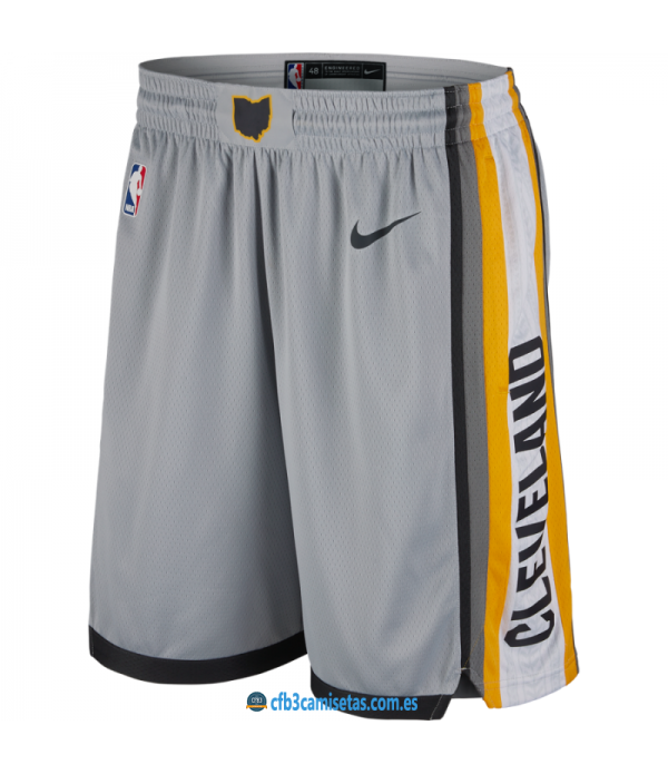 CFB3-Camisetas Pantalones Cleveland Cavaliers City...