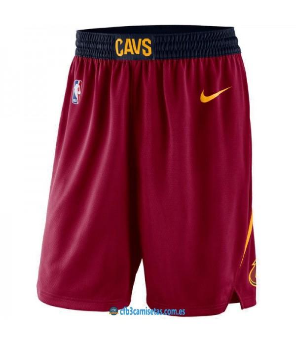 CFB3-Camisetas Pantalones Cleveland Cavaliers Icon