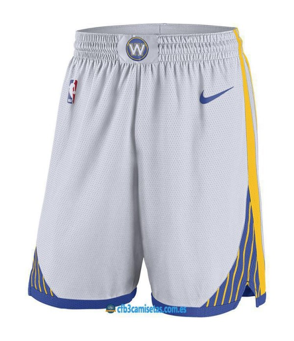 CFB3-Camisetas Pantalones Golden State Warriors Association