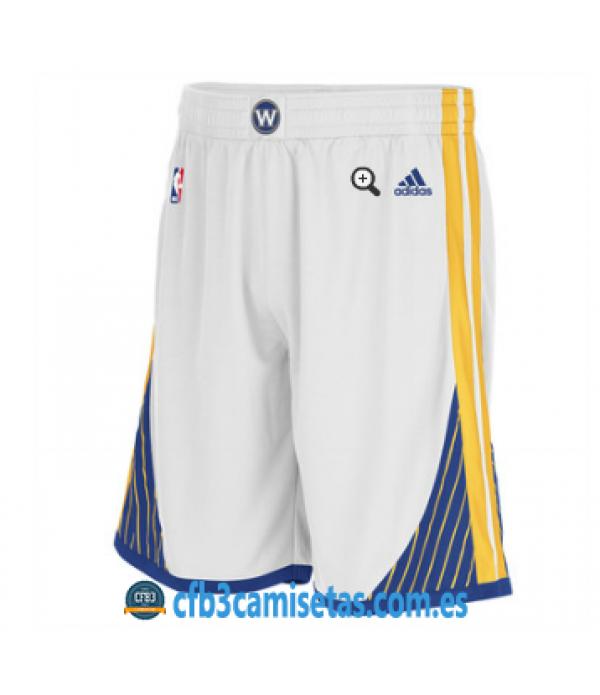 CFB3-Camisetas Pantalones Golden State Warriors Bl...