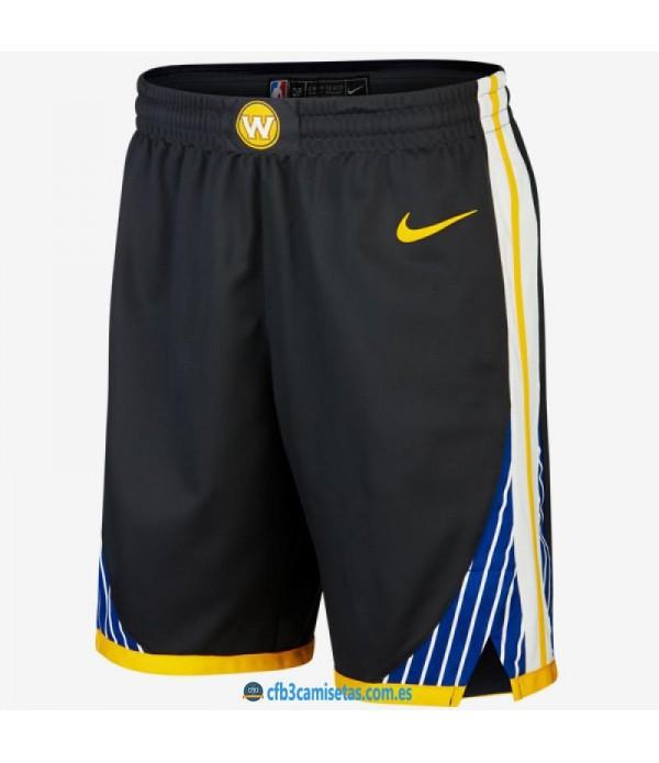 CFB3-Camisetas Pantalones Golden State Warriors Statement