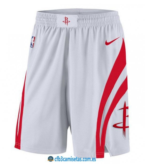 CFB3-Camisetas Pantalones Houston Rockets Association