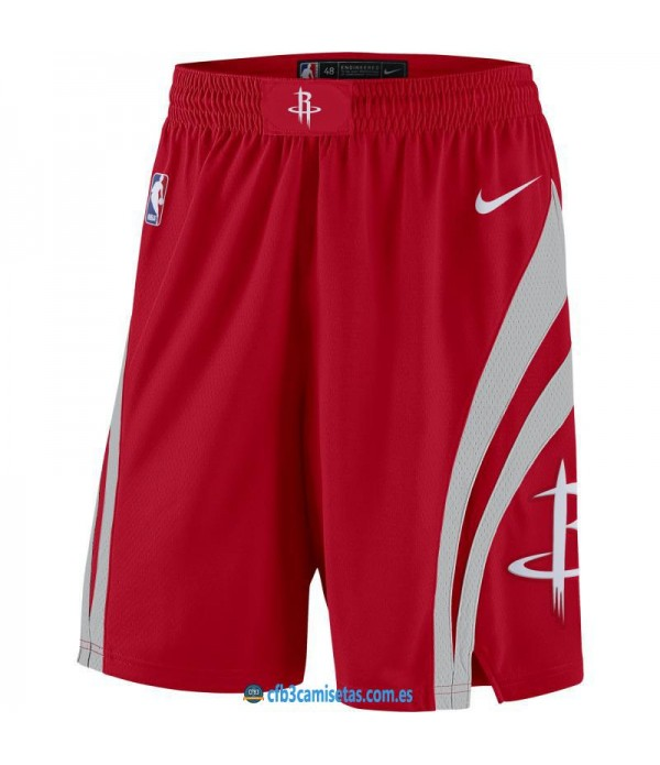 CFB3-Camisetas Pantalones Houston Rockets Icon
