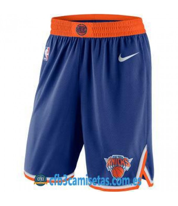 CFB3-Camisetas Pantalones New York Knicks Icon