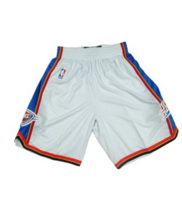 CFB3-Camisetas Pantalones Oklahoma City Thunder Bl...