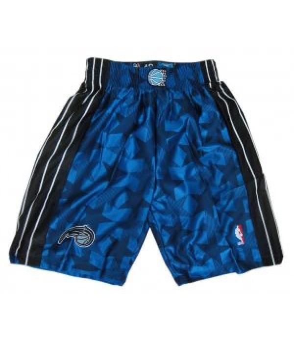 CFB3-Camisetas Pantalones Orlando Magic Blue Stars