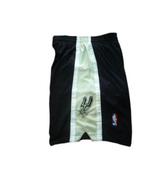 CFB3-Camisetas Pantalones San Antonio Spurs Negro ...