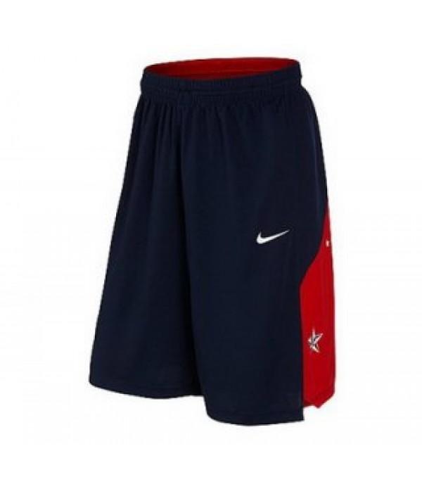 CFB3-Camisetas Pantalones Selección USA Azul
