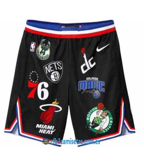 CFB3-Camisetas Pantalones Supreme x Nike x NBA