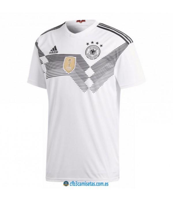 CFB3-Camisetas Alemania 1ª Equipación 2018