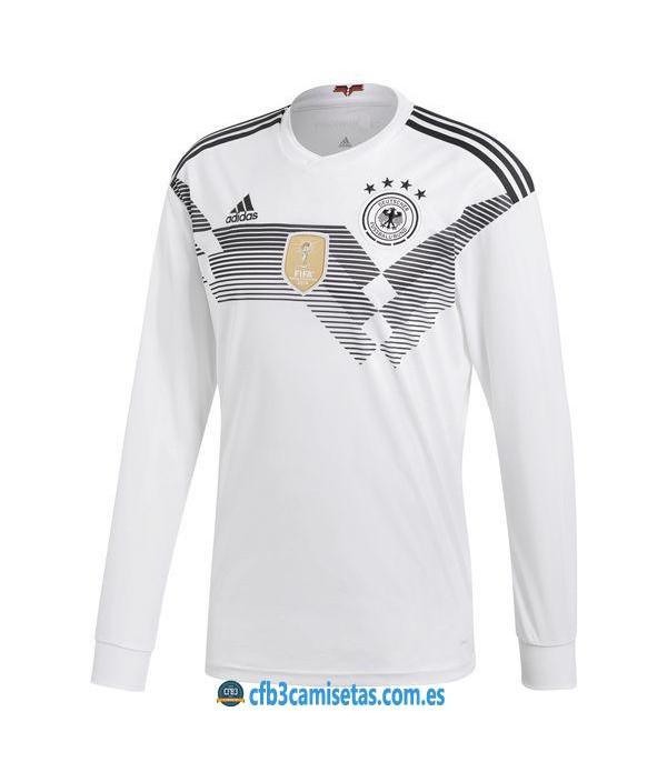 CFB3-Camisetas Alemania 1ª Equipación 2018 ML