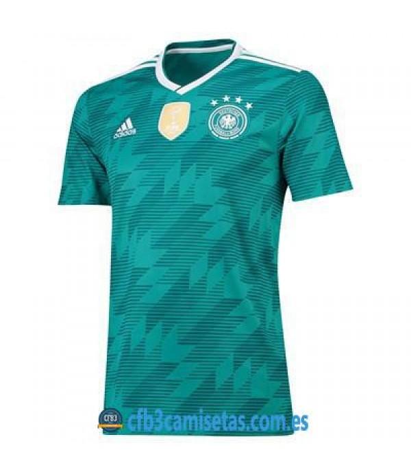 CFB3-Camisetas Alemania 2ª Equipación 2018