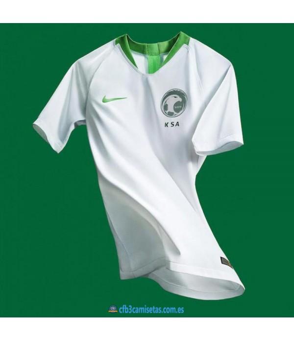 CFB3-Camisetas Arabia Saudí 1a Equipación 2018