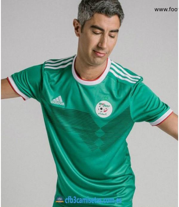 CFB3-Camisetas Argelia 2a Equipación 2019