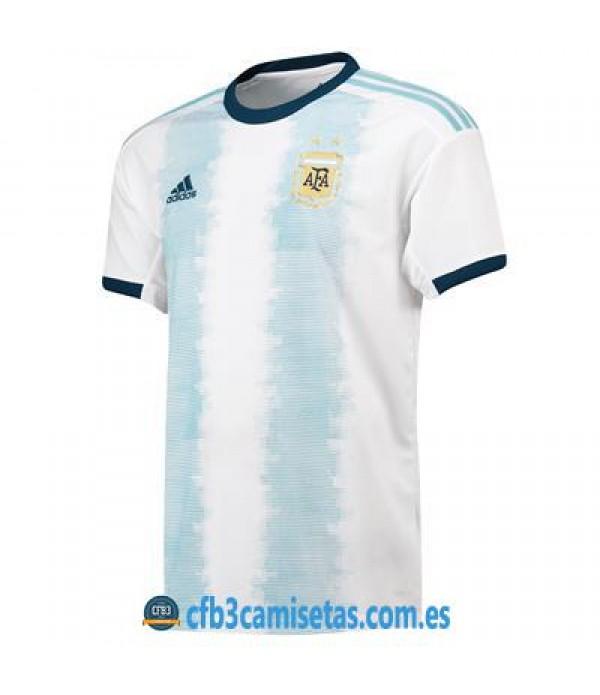 CFB3-Camisetas Argentina 1a Equipación 2019