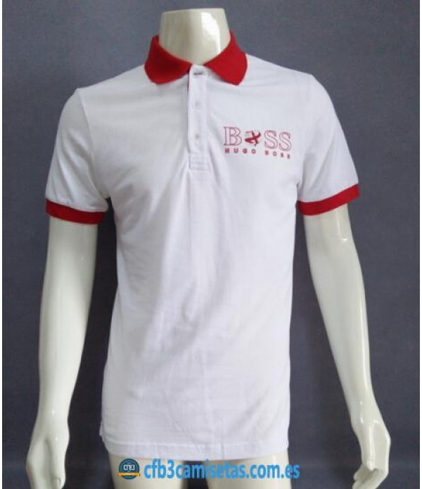 CFB3-Camisetas Boss de Inglaterra Blanco