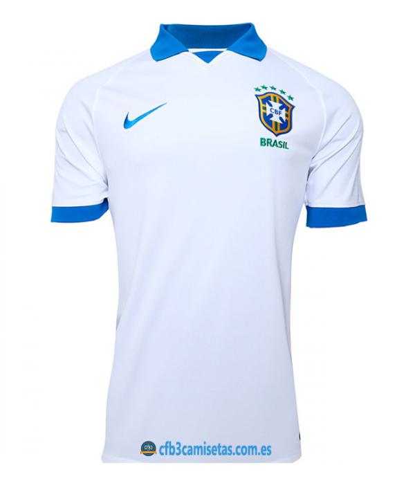 CFB3-Camisetas Brasil 2a Equipación 2019 2020