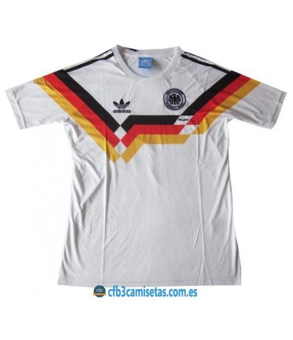 CFB3-Camisetas Camiseta Alemania Retro Euro 1988