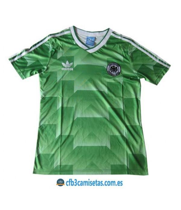 CFB3-Camisetas Camiseta Alemania Retro Mundial 1990