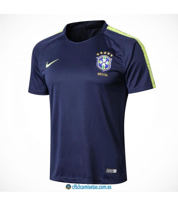 CFB3-Camisetas Camiseta Entrenamiento Brasil 2018