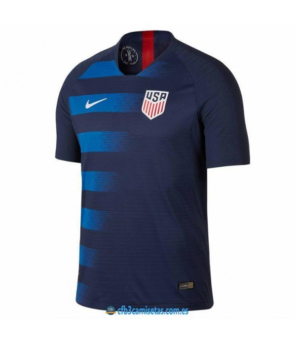 CFB3-Camisetas Camiseta Estados Unidos 2ª 2018