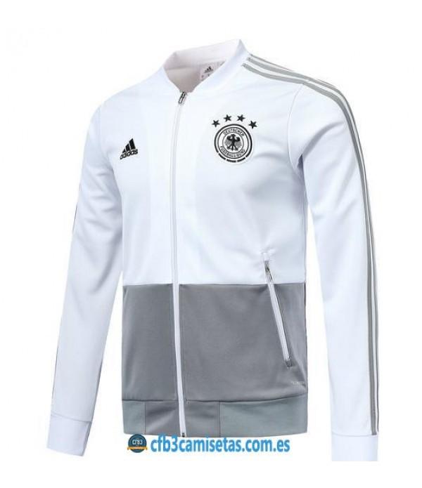 CFB3-Camisetas Chaqueta Alemania 2018