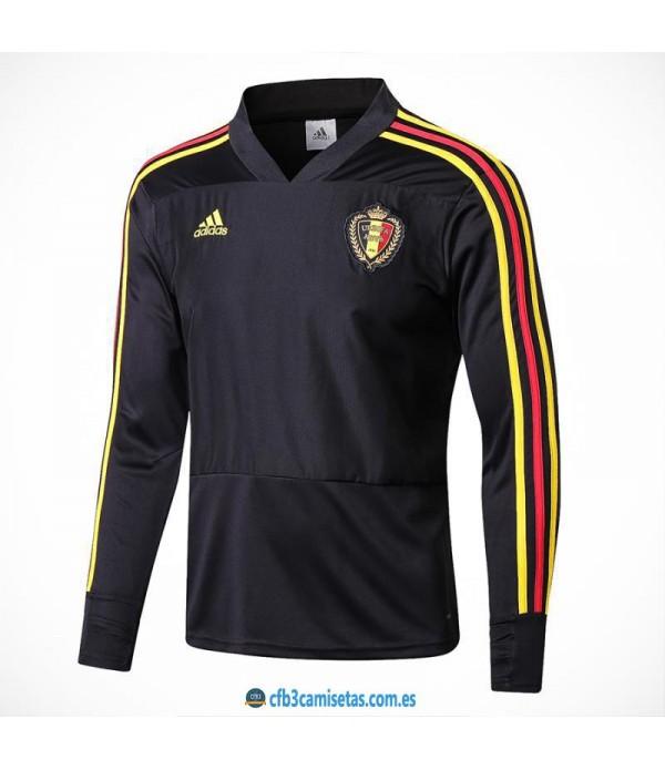 CFB3-Camisetas Chaqueta Bélgica 2018