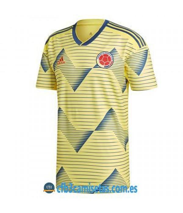 CFB3-Camisetas Colombia 1a Equipación 2019