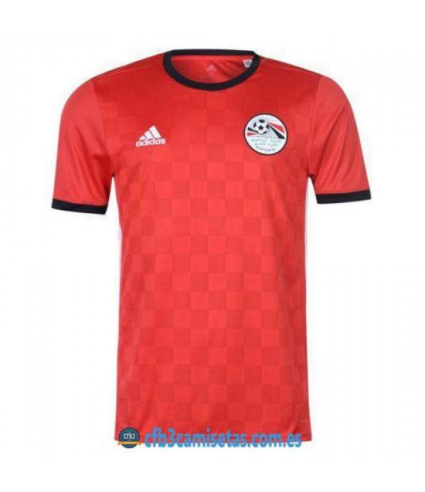 CFB3-Camisetas Egipto 1a Equipación 2018