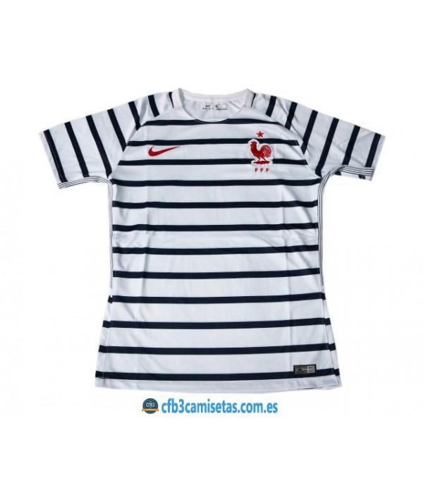 CFB3-Camisetas Francia Pre Partido 2018