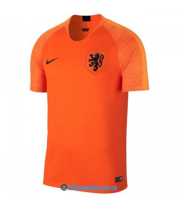 CFB3-Camisetas Holanda 1a Equipación 2018 2019