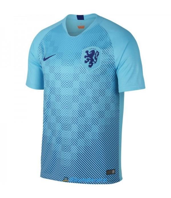 CFB3-Camisetas Holanda 2a Equipación 2018 2019