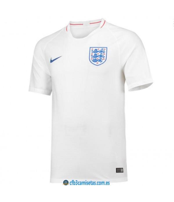 CFB3-Camisetas Inglaterra 1ª Equipación 2018