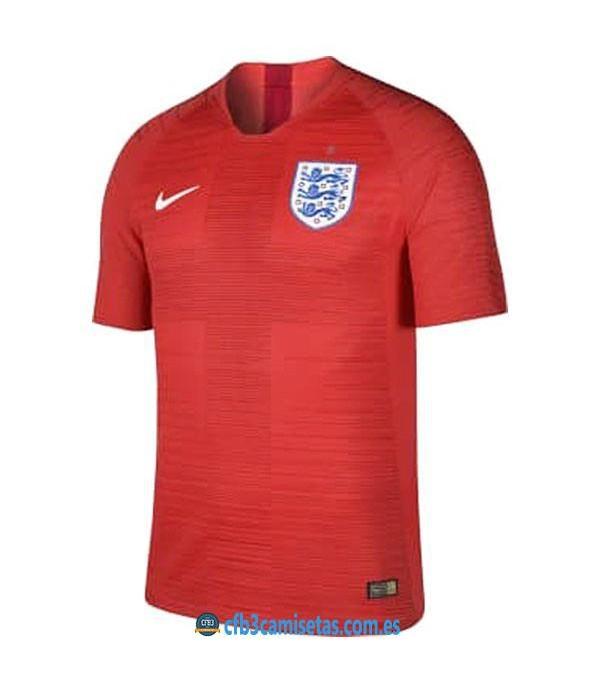 CFB3-Camisetas Inglaterra 2ª Equipación 2018
