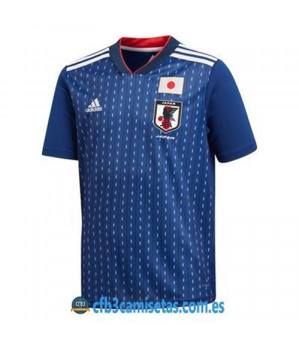 CFB3-Camisetas Japón 1ª Equipación 2018