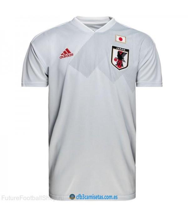CFB3-Camisetas Japón 2ª Equipación 2018